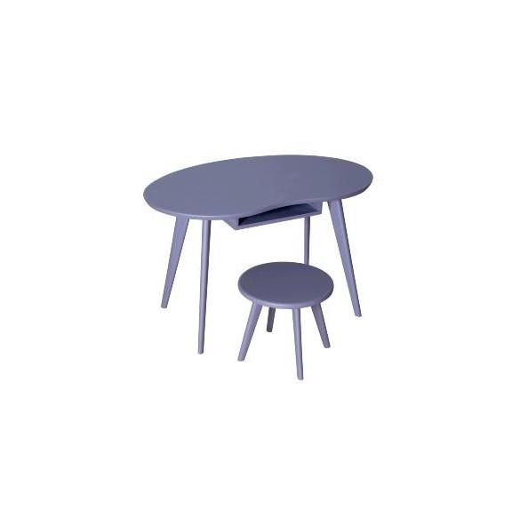 Tabouret pour Table Haricot - Laurette
