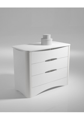 Commode 3 Tiroirs Fusion - Mathy by Bols