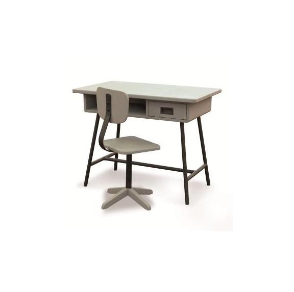 Bureau La Classe et sa Chaise d'Atelier - Laurette