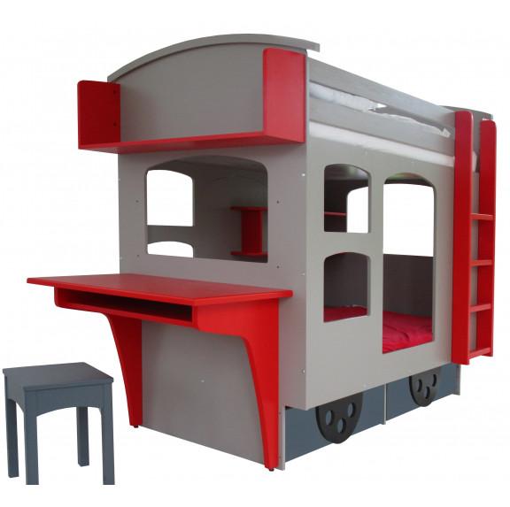 Lit Wagon - Mathy by Bols