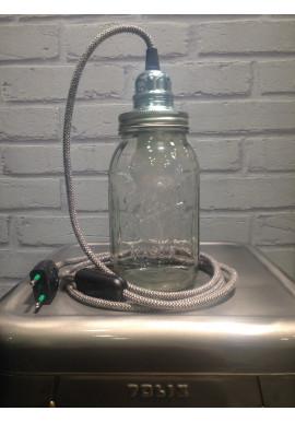 Lampe Bocal Mason Jars
