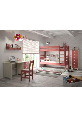 New Classics Lit Enfant Superposé 172 Dissociable - Mathy by Bols