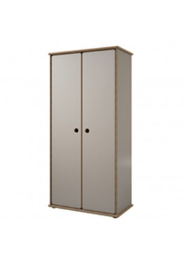 David Armoire 2 Portes - Mathy by Bols