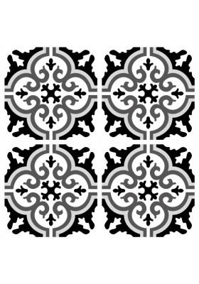 Sticker Carreaux de Ciment Simone - Ciment Factory