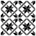 Stickers Carreaux de Ciment Marguerite - Ciment Factory