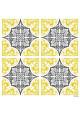 Sticker Carreaux de Ciment Séraphine - Ciment Factory
