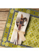 Set de Table Carreaux de Ciment Bertille - Ciment Factory