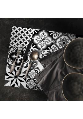 Set de Table Carreaux de Ciment Ginette - Ciment Factory